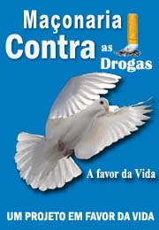 Maçonaria contra as drogas